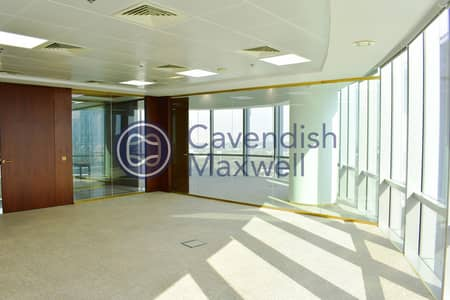 Office for Rent in DIFC, Dubai - Panoramic Fitted Office | DIFC