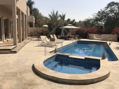 3 Bedroom Villa for Rent in Arabian Ranches, Dubai - Large Pool| 3 Bed +  Maids | Big plot