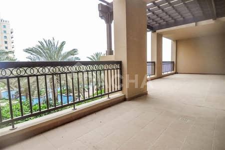 شقة 2 غرفة نوم للبيع في نخلة جميرا، دبي - 2 BED +Maids / Rare Unit With Large Terrace
