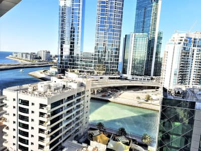 2 Bedroom Apartment for Rent in Dubai Marina, Dubai - Chiller Free | Spacious 2BR | Near Marina Walk