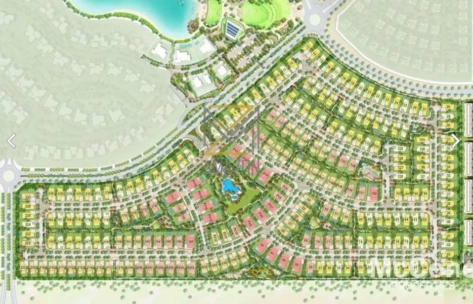 13 Garden En-Suite 4 Bedroom Villa   Crystal Lagoon View   Flexible Payment Plan - Harmony