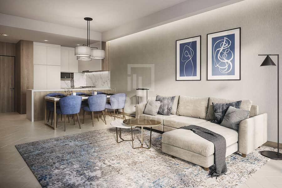 Full Burj and Fountain views | Furnished