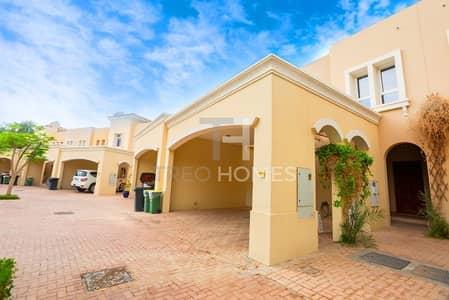 فیلا 3 غرف نوم للايجار في المرابع العربية، دبي - Single Row| Type 3E | 3Bed+Study