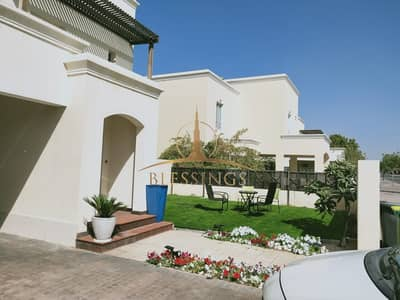 4 Bedroom Villa for Sale in The Meadows, Dubai - 4BR+M Villa |  Type 14 | Rented