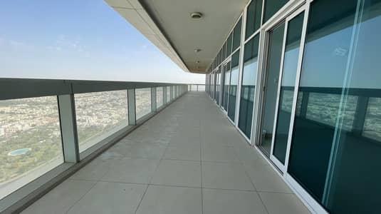 فلیٹ 3 غرف نوم للايجار في الخالدية، أبوظبي - No Commission Offer -  Spacious 3 BR in Al Ain Tower