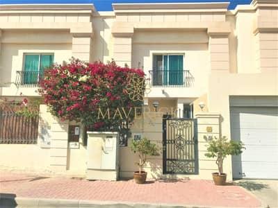 فیلا 3 غرف نوم للايجار في جميرا، دبي - 3BR Villa+Garden | 13 Months | Opp. City Walk