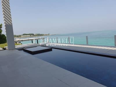 4 Bedroom Villa for Sale in Nurai Island, Abu Dhabi - Exclusive and  Private Holiday Home For Sale!
