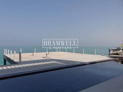 فیلا 4 غرف نوم للبيع في جزيرة نوراي، أبوظبي - Exclusive and  Private Holiday Home For Sale!