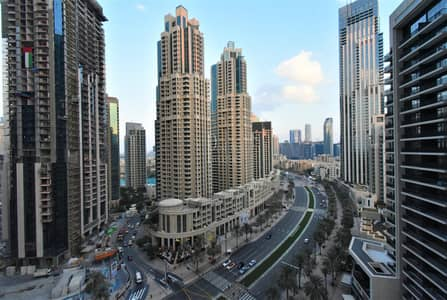 3 Bedroom Apartment for Sale in Downtown Dubai, Dubai - BRIGHT AND SPACIOUS| UNFURNISHED | ELEGANT DESIGN
