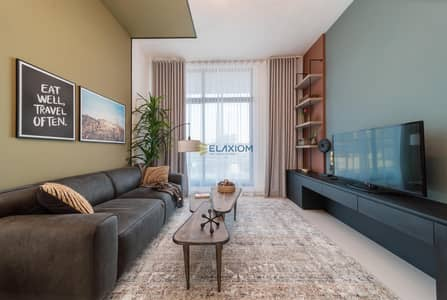 1 Bedroom Apartment for Sale in Nad Al Sheba, Dubai - One Bedroom Apartment Pool View A313