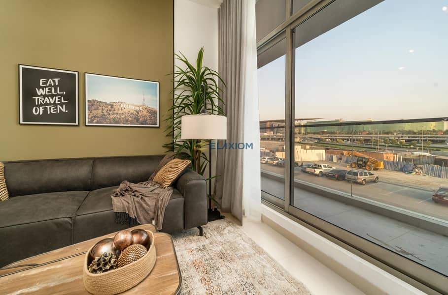 2 One Bedroom Apartment Pool View A313