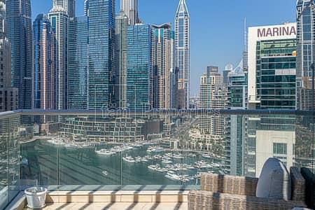 فلیٹ 3 غرف نوم للايجار في دبي مارينا، دبي - spacious apt