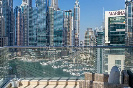 3 Bedroom Flat for Rent in Dubai Marina, Dubai - spacious apt