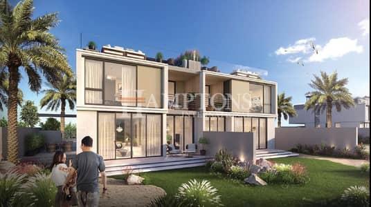 فیلا 4 غرف نوم للبيع في دبي هيلز استيت، دبي - Exclusive|4 BR Villa|Full Golf Course View