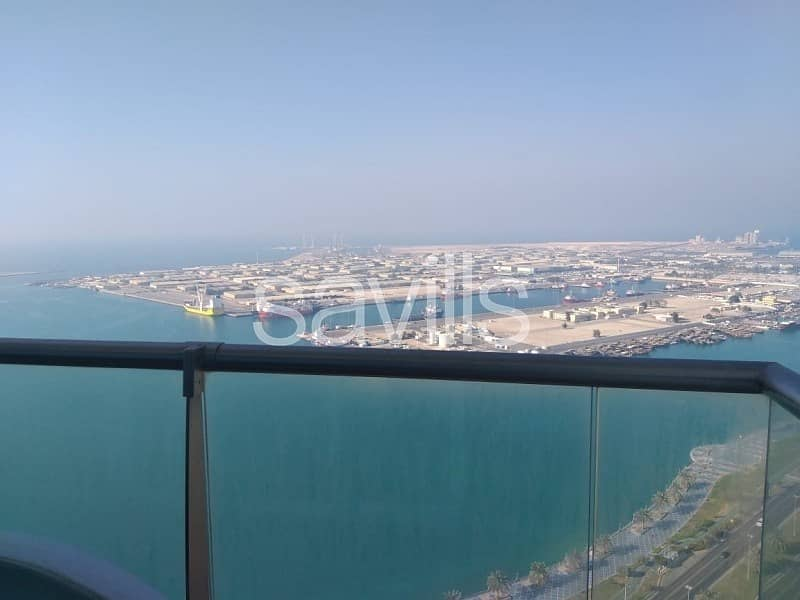 2 Spacious 2+M Bedroom With The Sea View in Corniche
