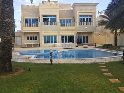 5 Bedroom Villa for Sale in Marina Village, Abu Dhabi - One of a kind Villa W/ Breathtaking Sea View