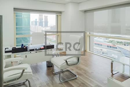 مکتب  للايجار في شارع الشيخ زايد، دبي - Fitted|Furnished|5* Hotel