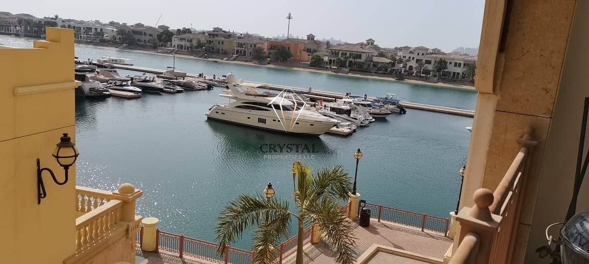 Stunning Full Sea View | 2 BR Apt | Palm Jumeirah