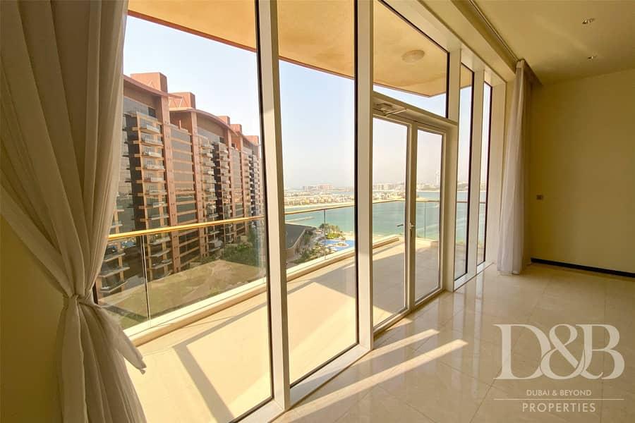 Sea Views | High Floor | Massive terrace