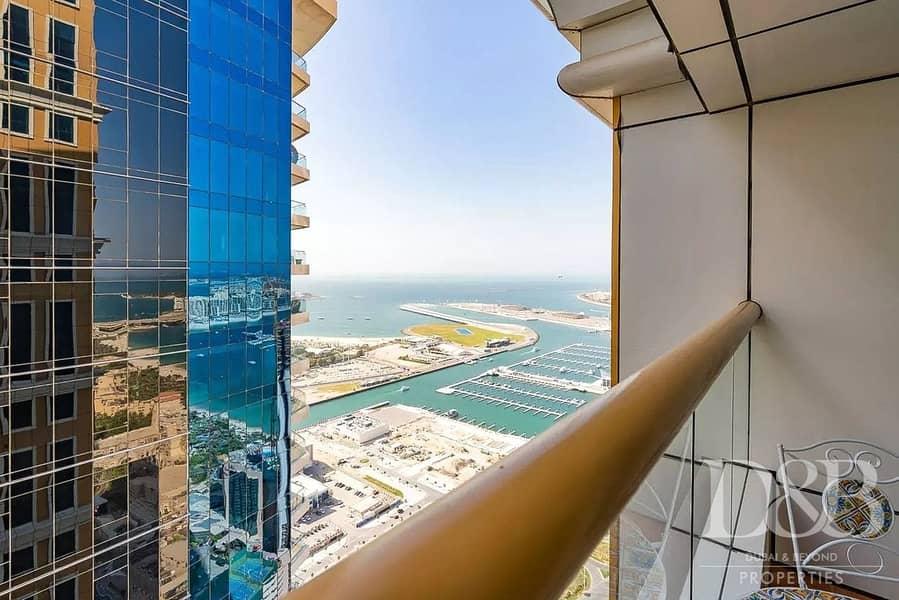 2 High Floor | Sea View | Cozy Furnished 2 Bedroom