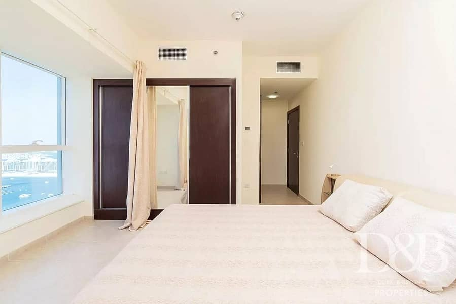10 High Floor | Sea View | Cozy Furnished 2 Bedroom