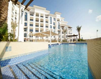 3 Bedroom Flat for Rent in Yas Island, Abu Dhabi - Vacant Soon! Corner unit with Full Golf View