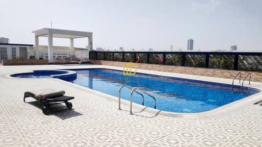 Studio for Rent in Dubai Studio City, Dubai - CB Amazing studio for rent in Glitz 3 Studio City