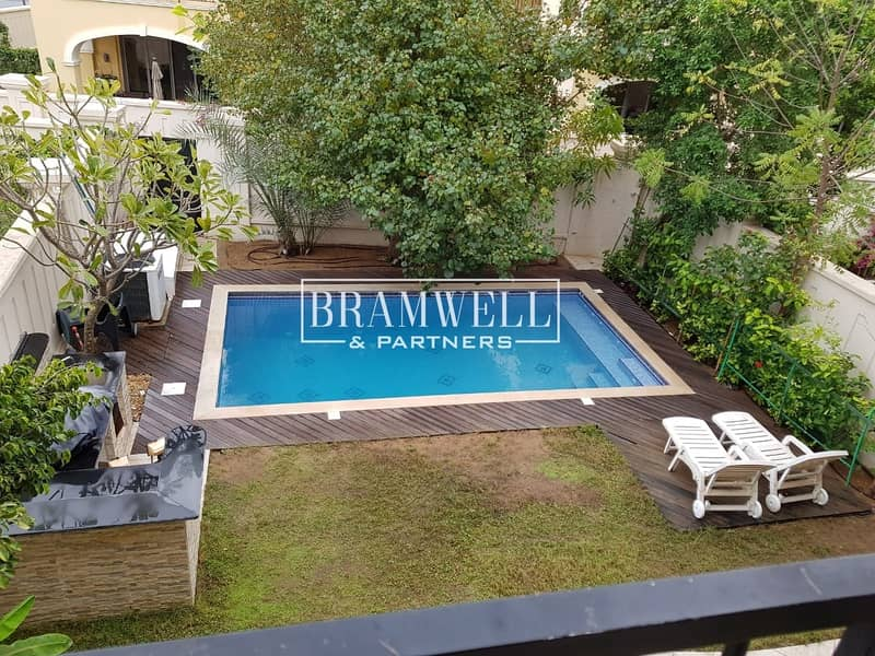 2 Well Maintained Villa Available For Sale With Pool!