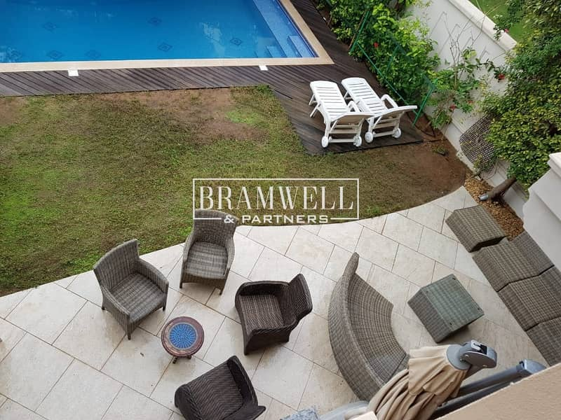 11 Well Maintained Villa Available For Sale With Pool!