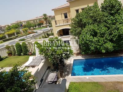 4 Bedroom Townhouse for Sale in Saadiyat Island, Abu Dhabi - Well Maintained Villa Available For Sale With Pool!