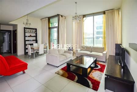 فلیٹ 1 غرفة نوم للايجار في دبي مارينا، دبي - Bright | Perfect location | Rooftop pool