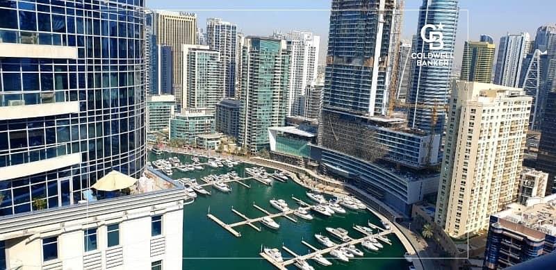 Chiller Inclusive | Big Balcony Marina and Sea Views |