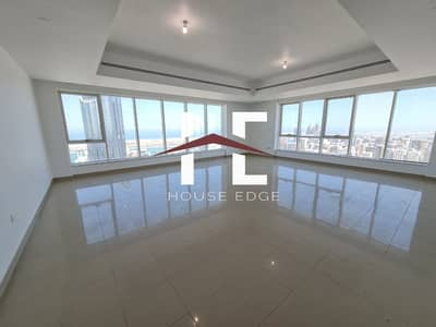 3 Bedroom Apartment for Rent in Electra Street, Abu Dhabi - No Commission - 3 BHK with Maid Room | All Amenities Included