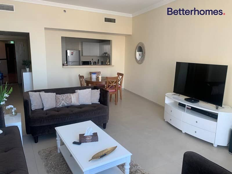Deluxe Sea View | Fully Furnished | Private Beach Access