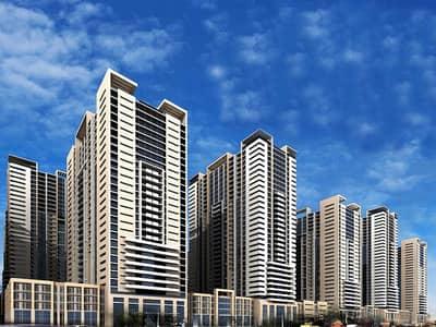 2 Bedroom Flat for Rent in Al Sawan, Ajman - Ajman One Towers 12 Buildings