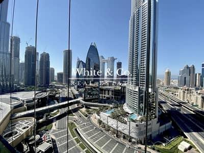 1 Bedroom Apartment for Rent in Downtown Dubai, Dubai - All Inclusive | Dubai Mall Access | Burj views