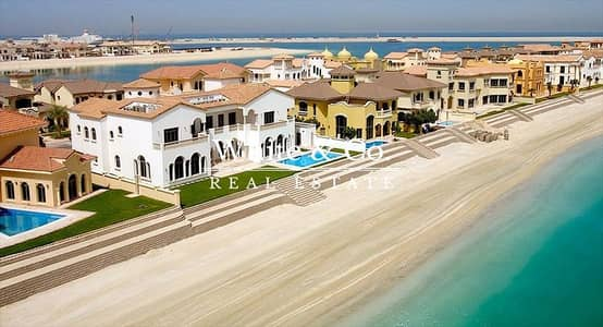 10 Bedroom Villa for Rent in Palm Jumeirah, Dubai - CONTACT FOR PHOTOS | FURNISHED | CUSTOM VILLA
