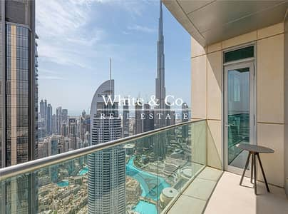 1 Bedroom Flat for Rent in Downtown Dubai, Dubai - City Views | Chiller Free | Furnished