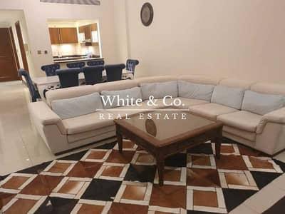 فلیٹ 1 غرفة نوم للايجار في نخلة جميرا، دبي - High Floor | Vacant | Fully Furnished