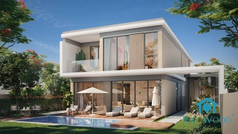 Independent Villa with Garden Suite in Harmony 2