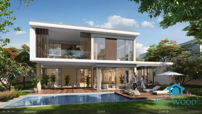2 Independent Villa with Garden Suite in Harmony 2