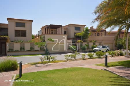 3 Bedroom Townhouse for Sale in Al Raha Golf Gardens, Abu Dhabi - Single Row 3 BR on Large Plot Fantastic Community