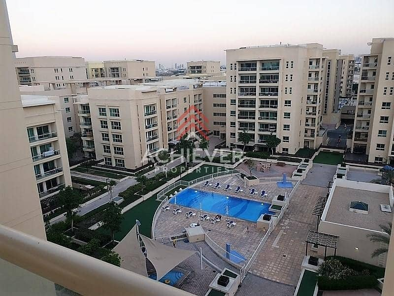 Genuine Listing   2 BR   Pool View   Chiller Free