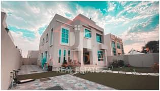 villa for rent in ajman - al humidia