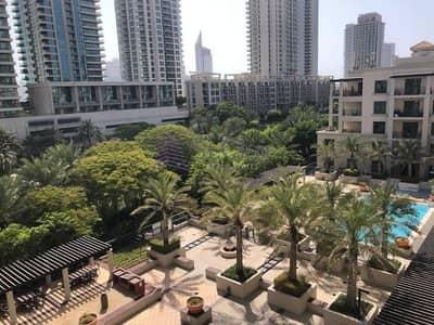 شقة 2 غرفة نوم للايجار في ذا فيوز، دبي - BEAUTIFUL 2BEDROOM/ POOL VIEW/ THE VIEWS