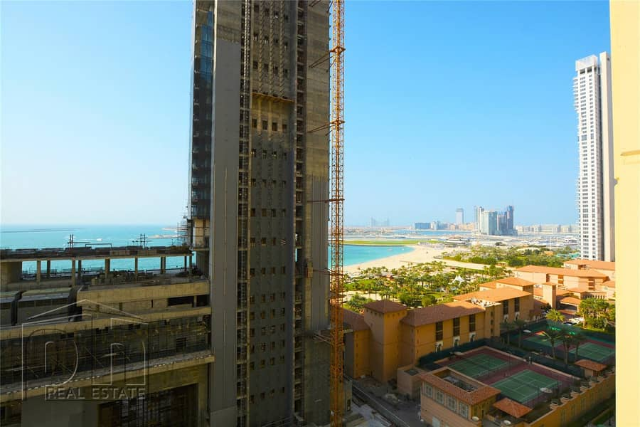 2 Sea View | Unfurnished | Large Layout