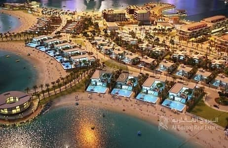 Sea Front Villa Plot for sale with Payment Plan