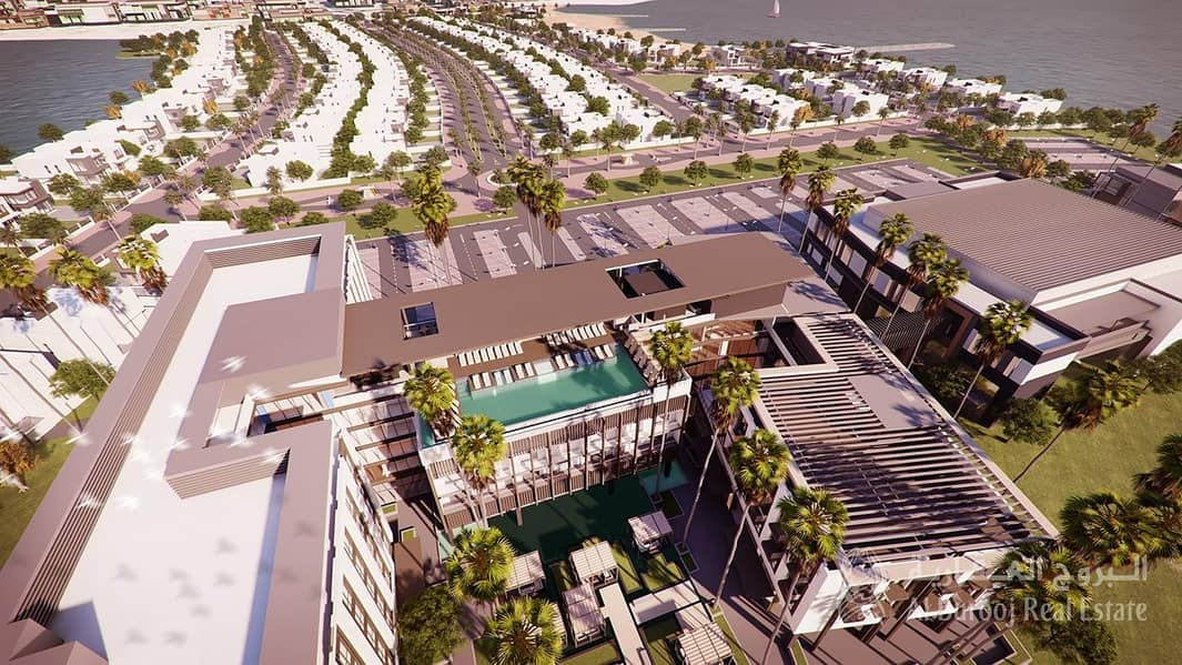9 Sea Front Villa Plot for sale with Payment Plan