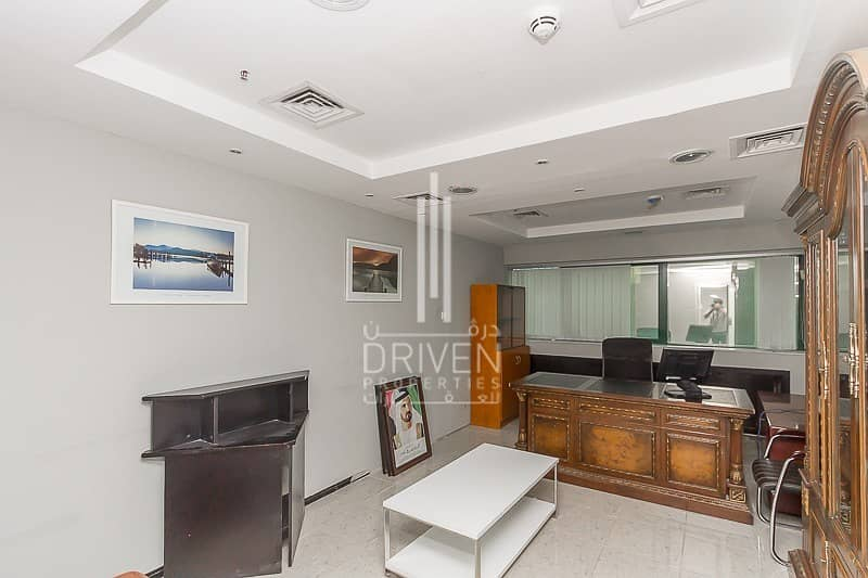 2 Amazing Office space Fully Fitted in SZR