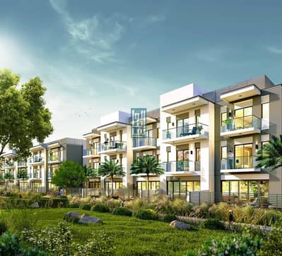 4 Bedroom Townhouse for Sale in Mohammed Bin Rashid City, Dubai - Ready to move 4bedroom TH! 3 levels! Your Next smart&luxury homes!!
